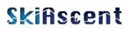 SkiAscent Logo with man 640x170